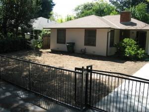 big35 landscaped home